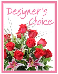 Designers Choice - Valentine's Day from Monrovia Floral in Monrovia, CA