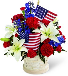 The FTD American Glory Bouquet from Monrovia Floral in Monrovia, CA