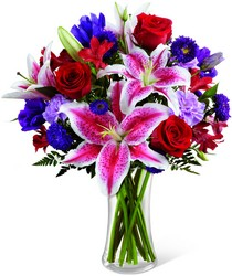 The FTD Stunning Beauty Bouquet from Monrovia Floral in Monrovia, CA