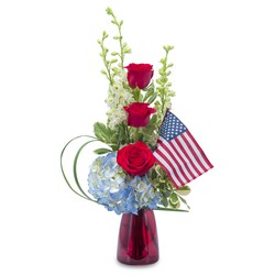 Patriot from Monrovia Floral in Monrovia, CA