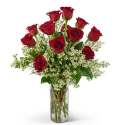 Swoon Over Me Dozen Red Roses from Monrovia Floral in Monrovia, CA