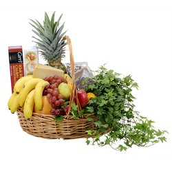 Fabulous Fruit and More Basket from Monrovia Floral in Monrovia, CA