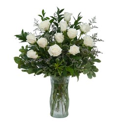 White Rose Elegance from Monrovia Floral in Monrovia, CA