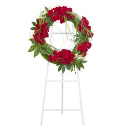 Royal Wreath from Monrovia Floral in Monrovia, CA