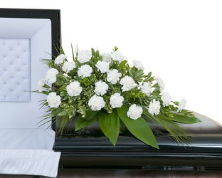 Simple Love Casket Spray from Monrovia Floral in Monrovia, CA