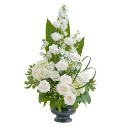 Elegant Love Urn from Monrovia Floral in Monrovia, CA